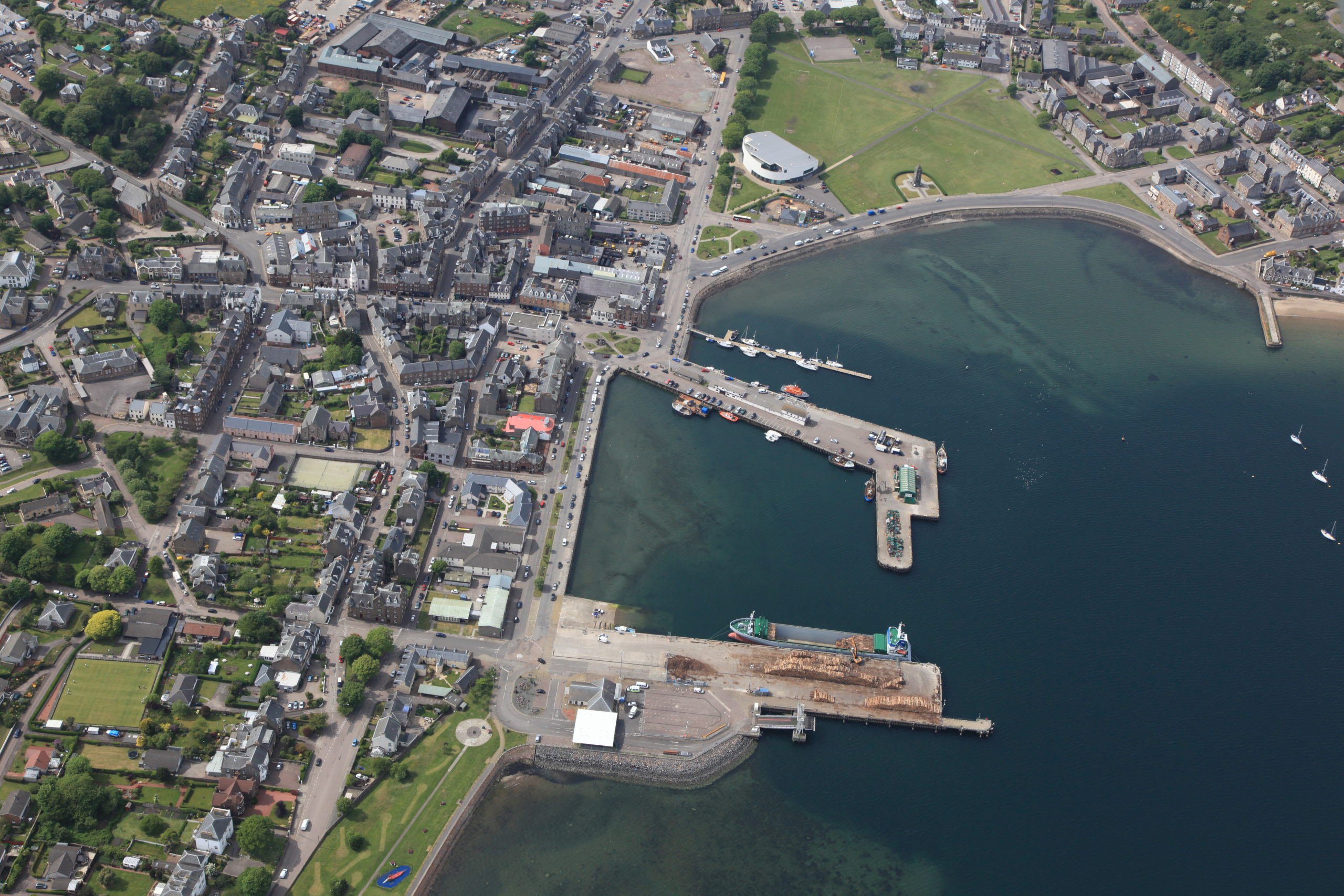 Argyll and Bute Council Harbours