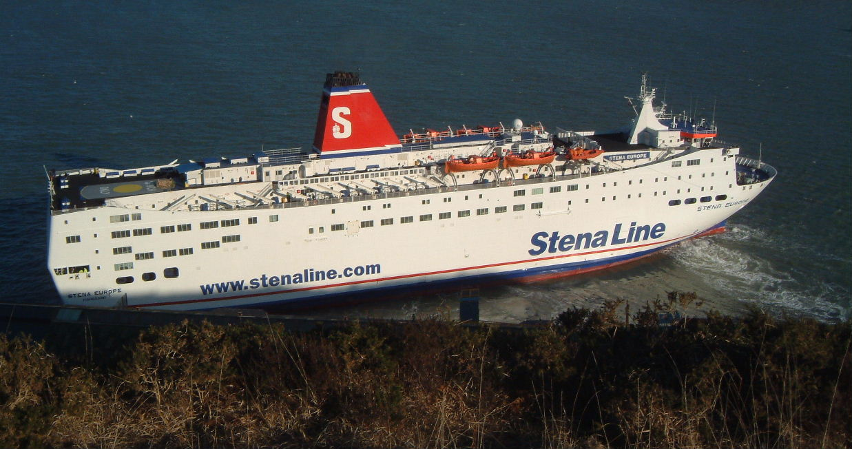 Fishguard Port – Stena Line Ports Ltd