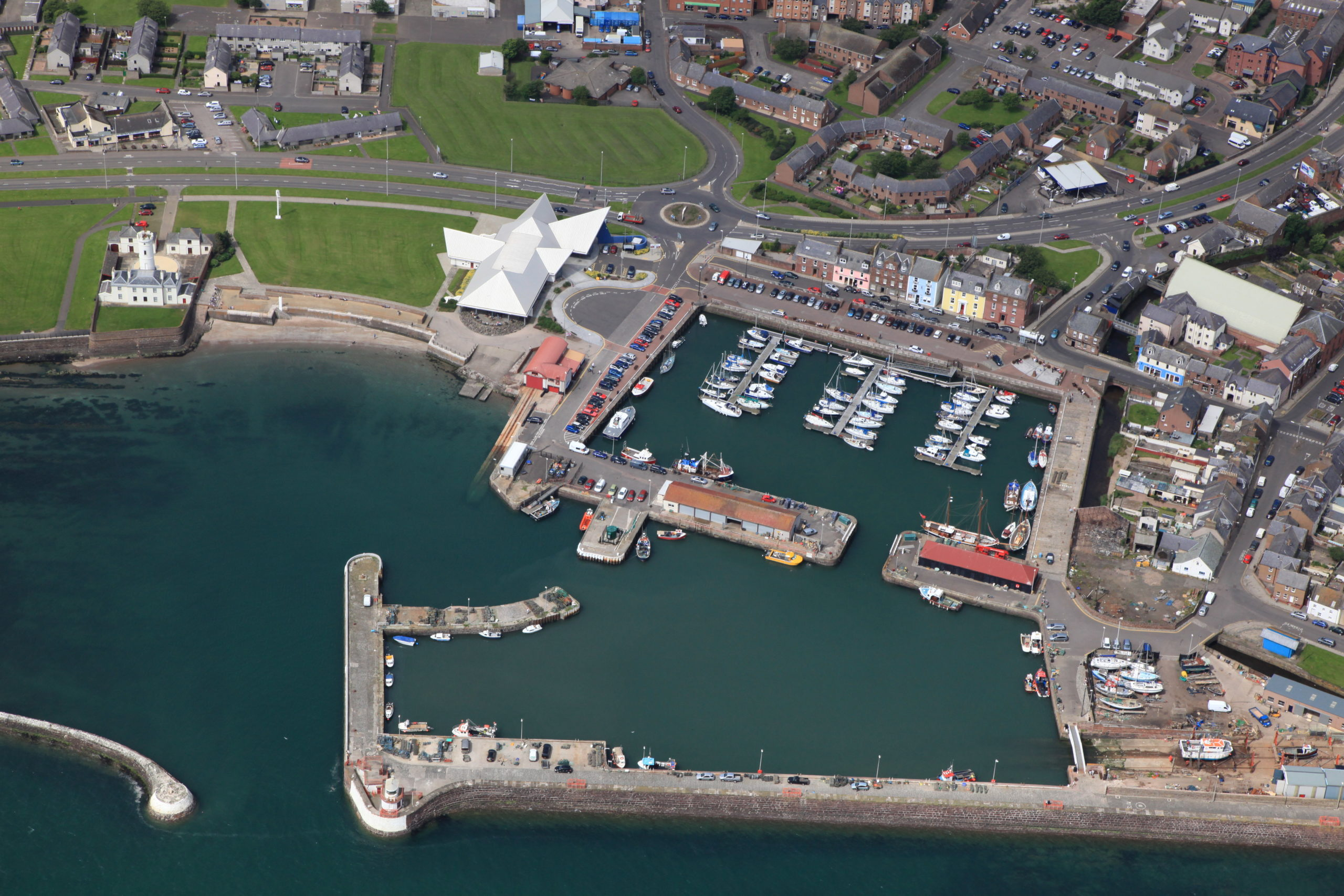 Arbroath Harbour (Angus Council)