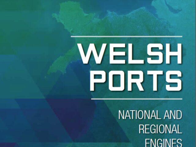 Latest Welsh Ports Brochure & LISW Reception