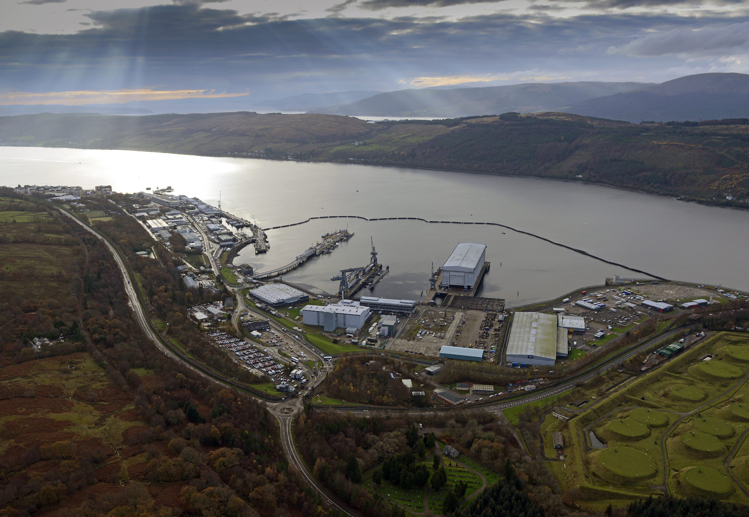 Dockyard Port of Clyde (Ministry of Defence)