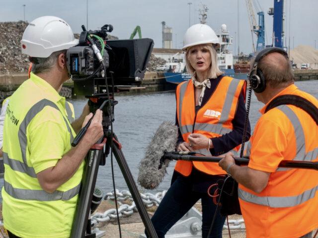 Ports showcase urgent action on climate change